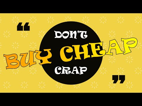 HOME INSPECTORS DON'T BUY CHEAP TOOLS!