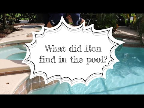 Pool inspection in Orlando. Home inspection FAIL!