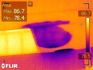 Infrared Leak