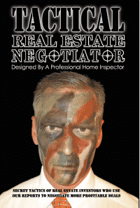 Tactical Real Estate Negotiator Book